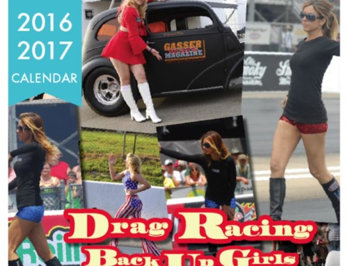 Drag Racing Back-up Girls Sponsors BUG Contest!