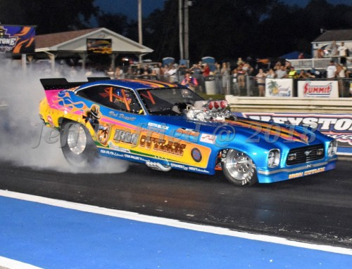 11th Annual Good Vibration Motorsports Funny Car Nationals